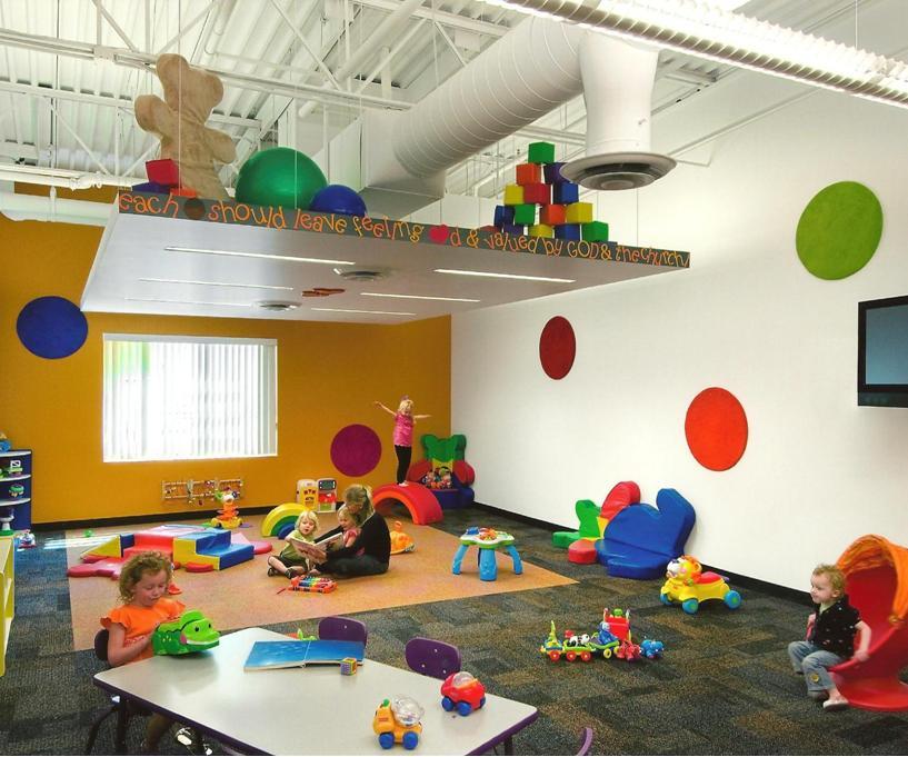 Vineyard Church North Phoenix - Children's Classroom